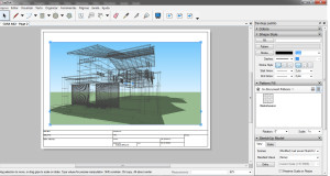 Sketchup_wireframe