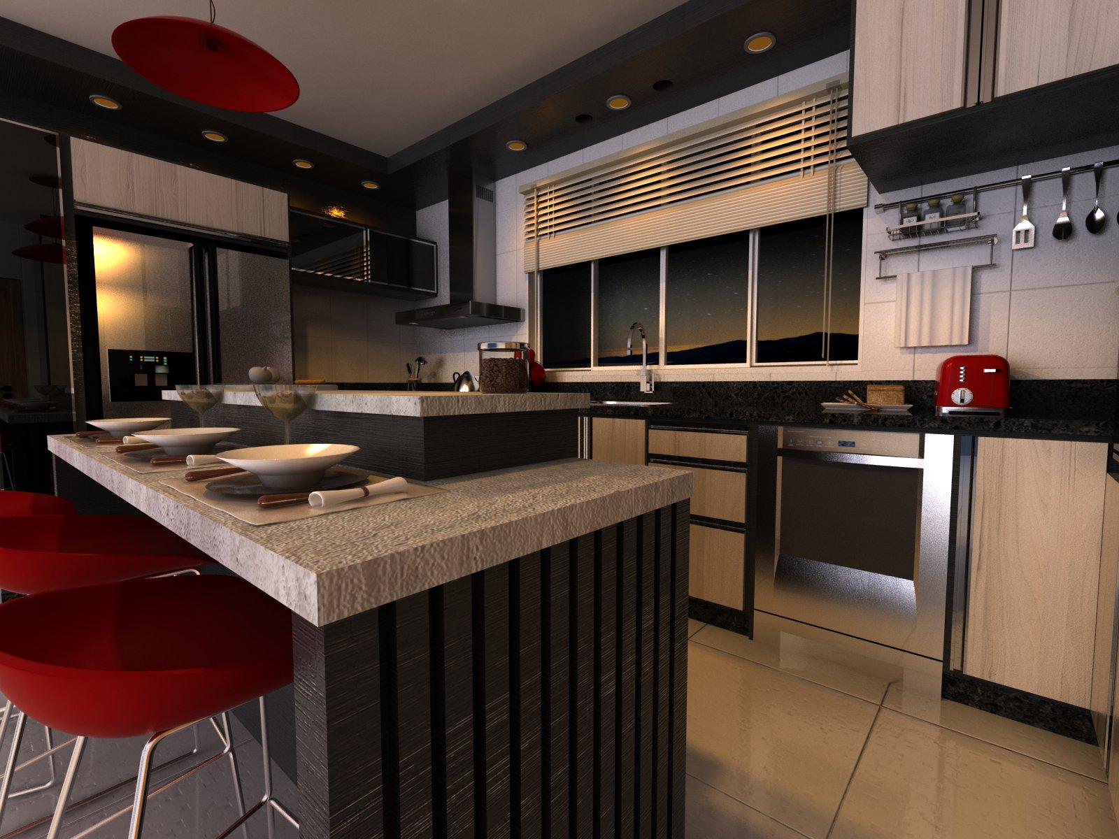 Fórum Projetos em andamento Cozinha com Ilha – Analise  #996732 1600 1200