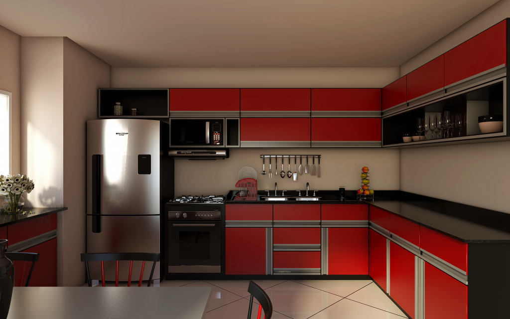 Interna Cozinha