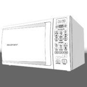 Microondas_brastemp_BMA30_modelagem