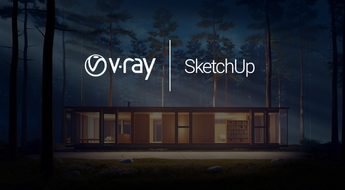 AnunciadoV-Ray3.6 para SketchUp