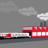 Problemas com 3D Warehouse | Contato com a Trimble