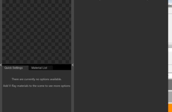 Vray 3.4 não reconhece os materiais do sketchup