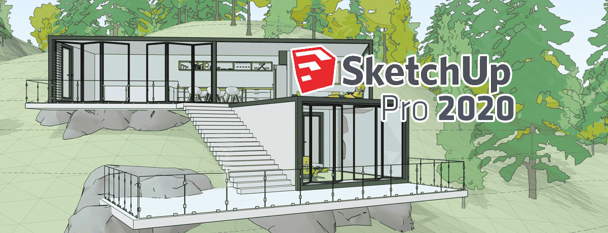 SketchUp Pro 2020 | Adquira Sua Licença
