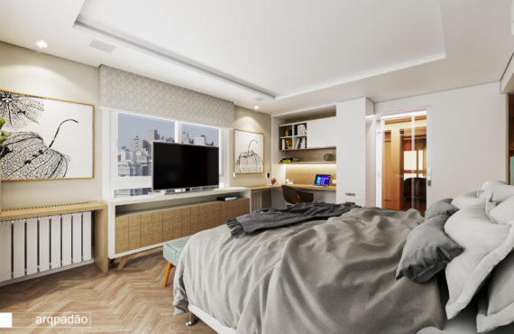 arqpadao – Suite casal